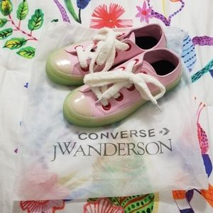 Limited Edition Toy Converse × JW Anderson Lo-Tops